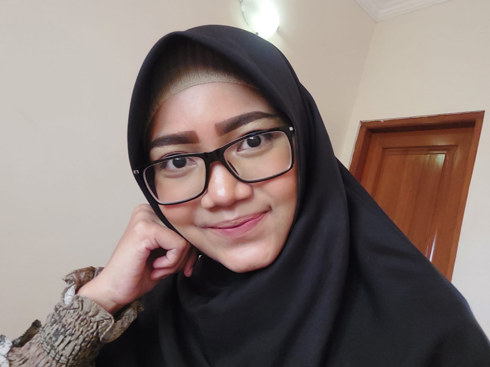 Hasil Touch Up Makeup